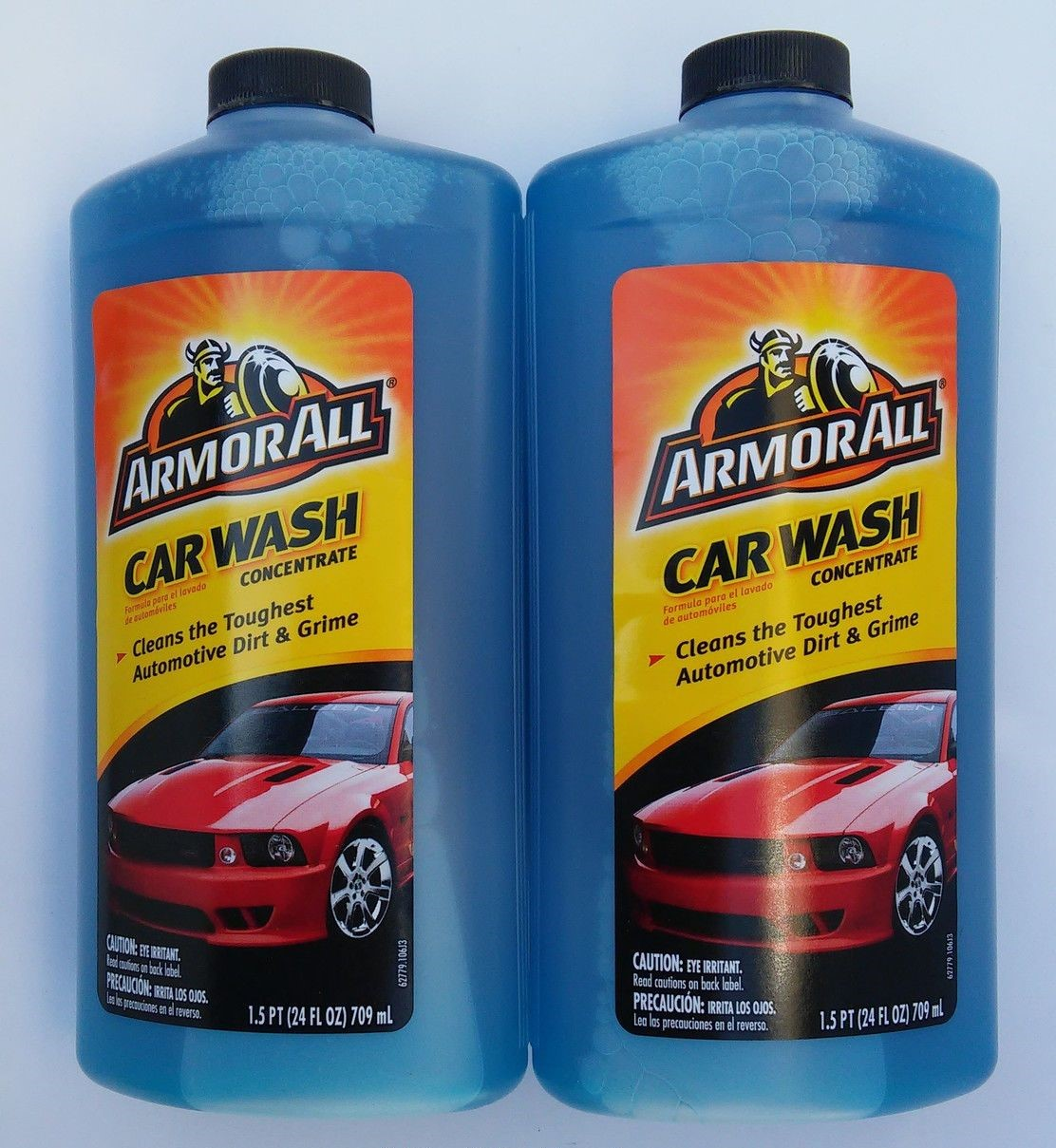 ArmorAll Car Wash Concentrate 710ml 25024/022507